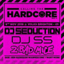 Calling the Hardcore 004