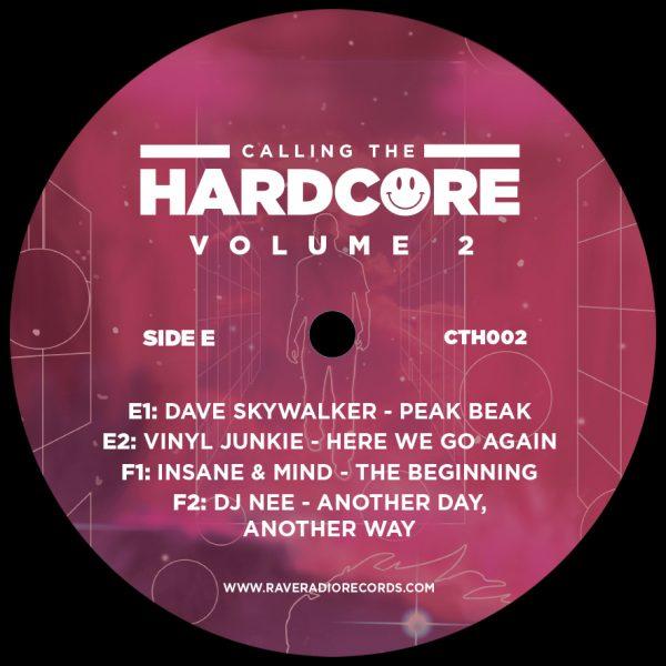 Calling The Hardcore Volume 2